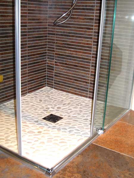 Platos de duchas de obra best platos de ducha de obra con - Azulejos para duchas de obra ...